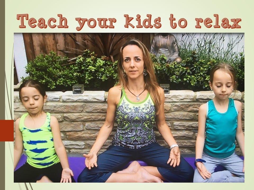 2016 International Yoga Day Relax Video