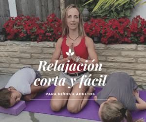 Relajacion corta y facil