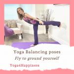 Yoga Balancing poses