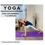 Yoga para los hombros y la espalda