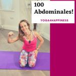 100 Abdominales!