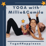 YOGA with Millie & Camila - Farm adventure