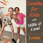 Zumba4Kids - Lento - with Millie & Cami